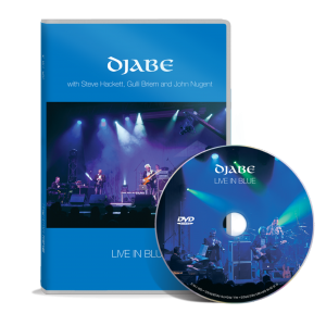 Djabe: Live in blue DVD
