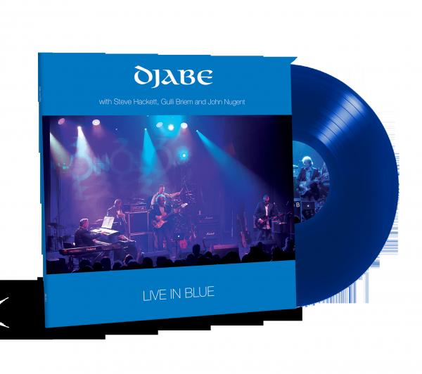 Djabe: Live in blue LP