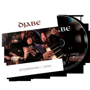 Djabe: 20 Dimensions CD