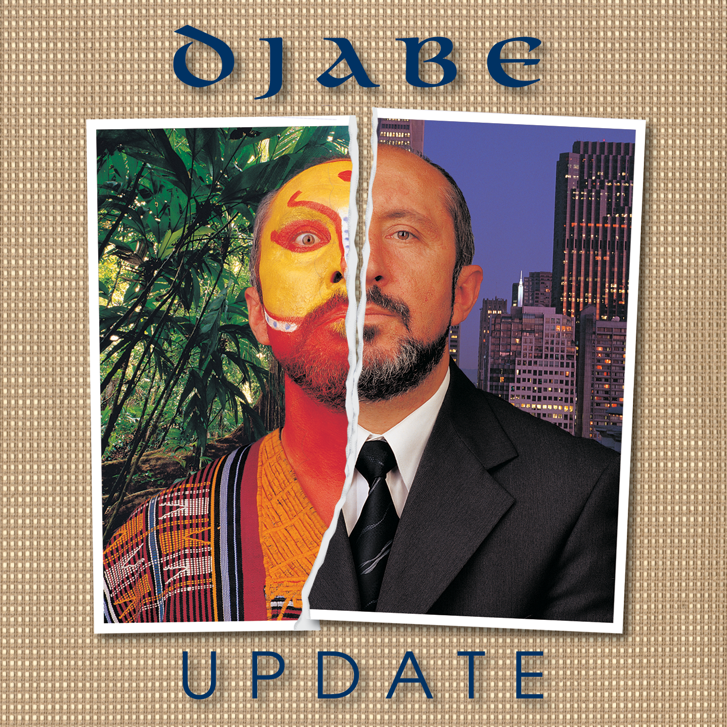Djabe: Update CD