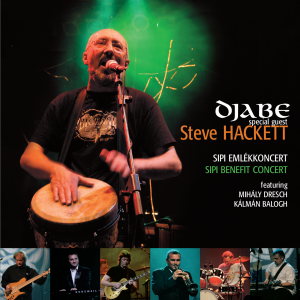 Djabe / Steve Hackett: Sipi benefit concert 2CD
