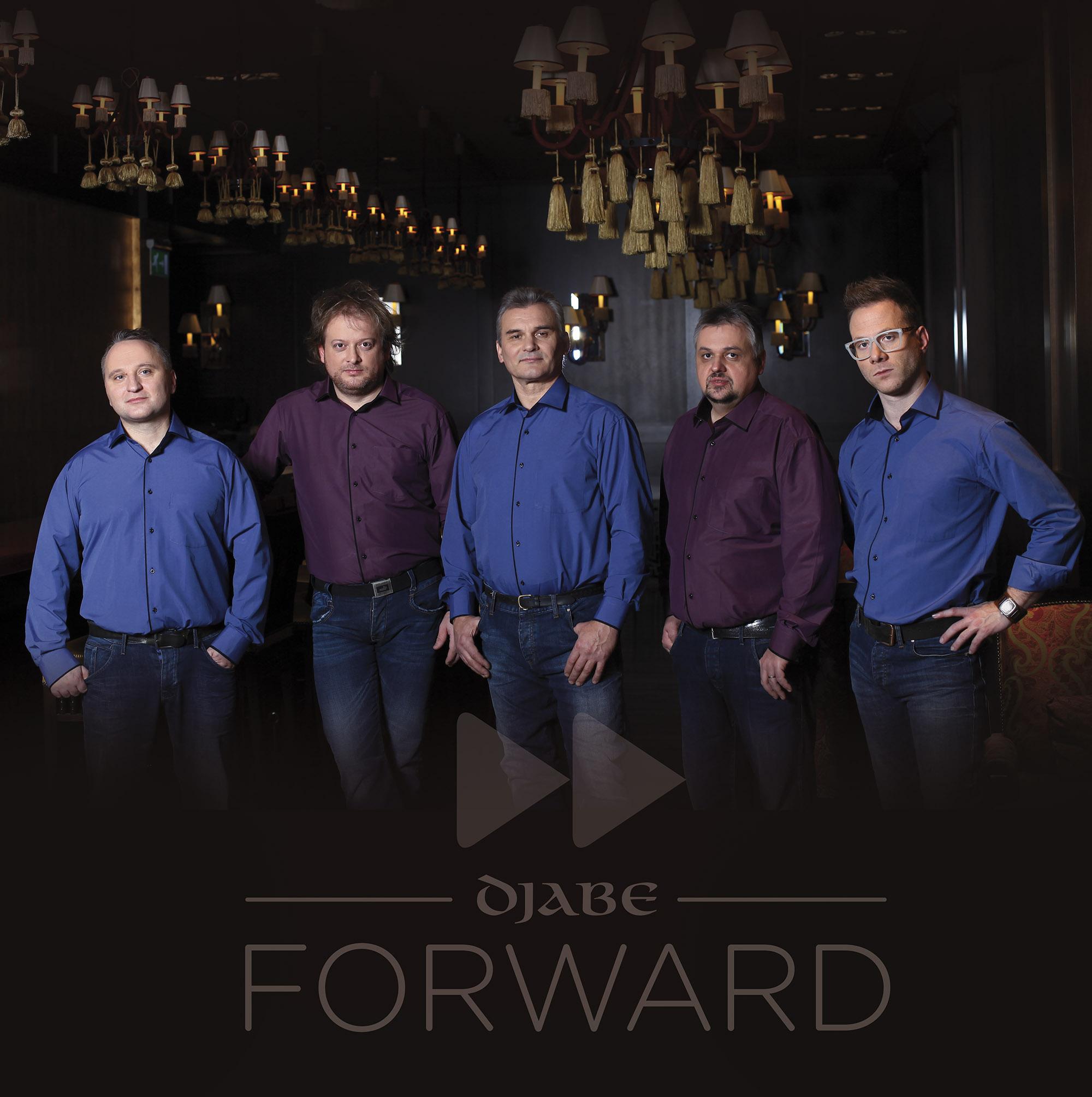 Djabe: Forward CD