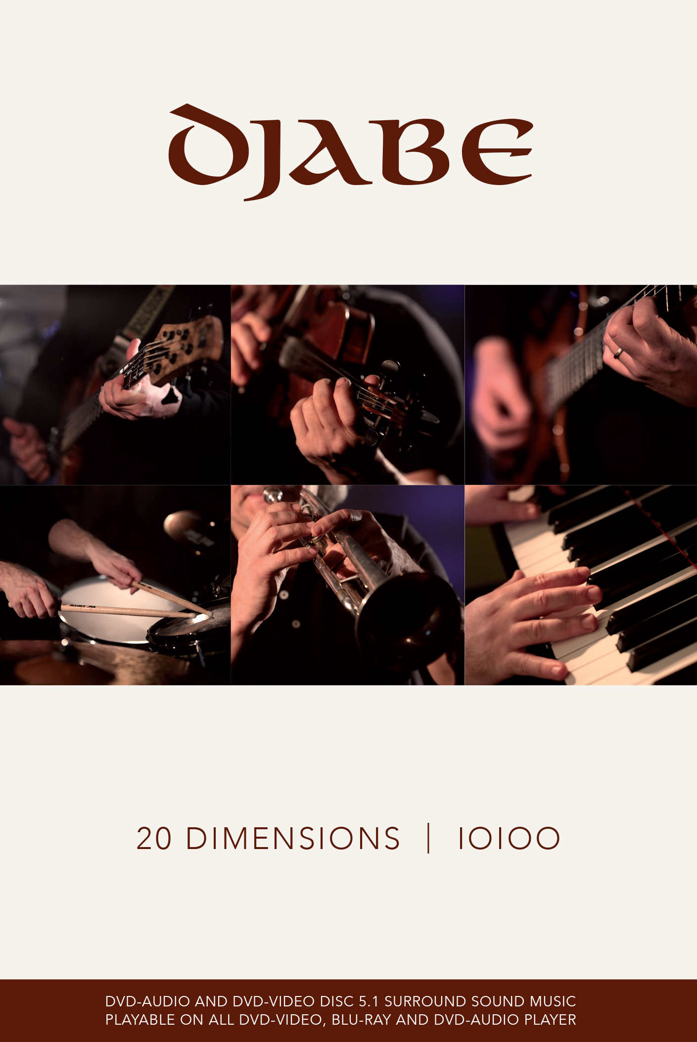Djabe | 20 dimensions 2DVD