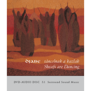 Djabe: Sheafs are dancing DVD-Audio