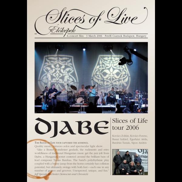 Djabe: Slices of Live DVD