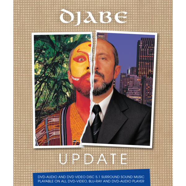 Djabe: Update 5.1 DVD-Audio