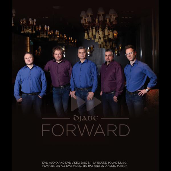 Djabe - Forward DVD-Audio