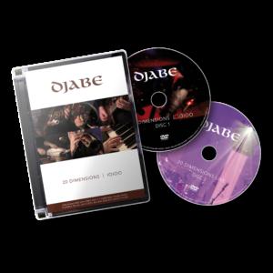 Djabe: 20 Dimensions DVD-Audio+DVD Video
