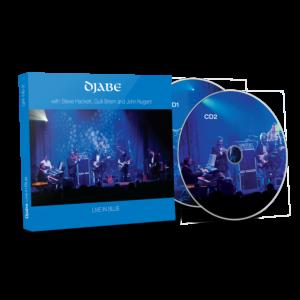 Djabe: Live in blue 2CD