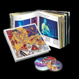 Djabe: Witchi Tai To Mediabook 2CD+1DVD+1DVD-Audio