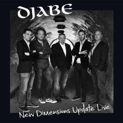 Djabe New Dimensions Update cover