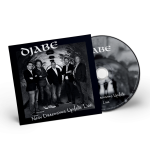Djabe: New Dimensions Update Live CD