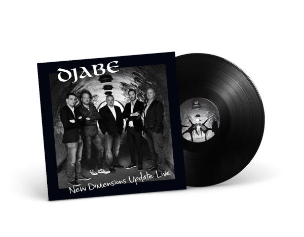Djabe - New Dimensions Update Live LP