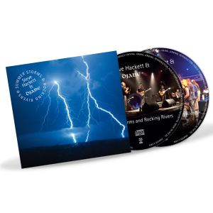 Steve Hackett & Djabe: Summer Storms and Rocking Rivers CD+DVD