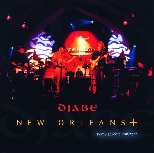 Djabe - New Orleans+ Club CD