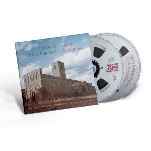 Djabe & Steve Hackett: Life Is A Journey – The Sardinia Tapes CD+DVD