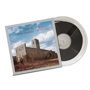 Djabe & Steve Hackett: Life Is A Journey – The Sardinia Tapes 4 track reel-to-reel