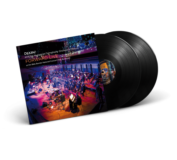Djabe with MSO: Forward Live 2LP