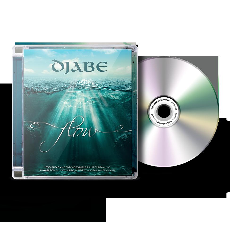 Djabe: Flow DVD-Audio