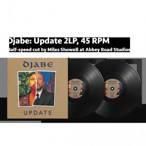 Djabe: Update 2LP - 45 RPM