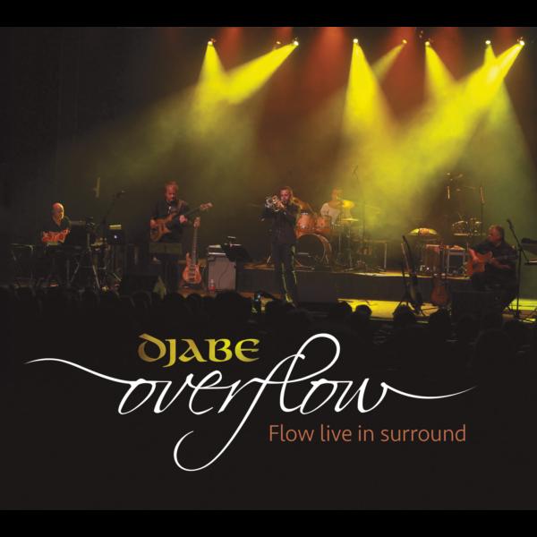 Djabe: Overflow CD+DVD