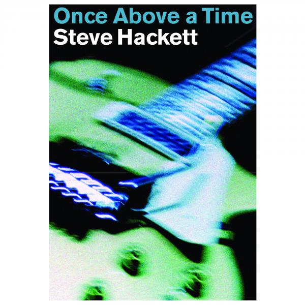 Steve Hacket: Once Above a Time DVD