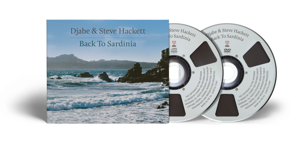 Djabe_&_Steve_Hackett_Back_To_Sardinia_2019_CD_DVD_v1
