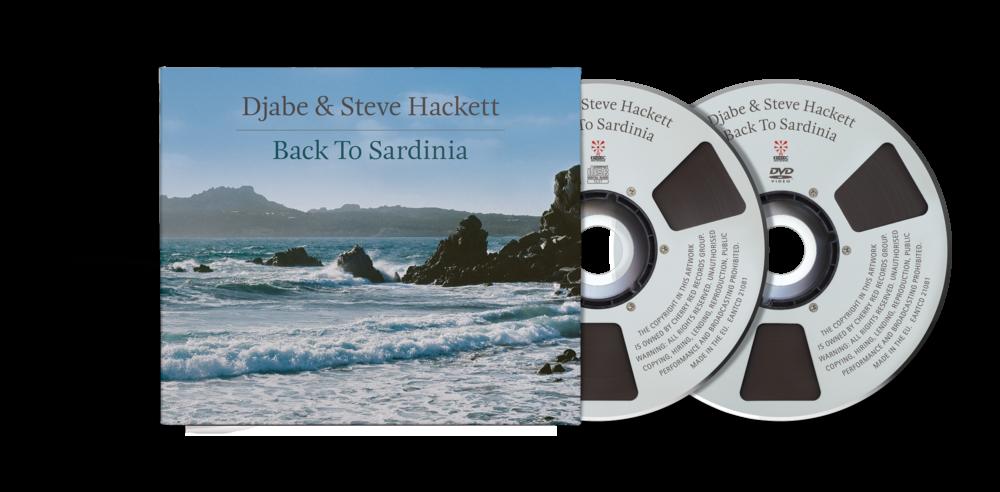 Djabe_&_Steve_Hackett_Back_To_Sardinia_2019_CD_DVD_v1