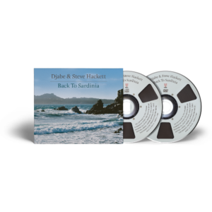 Djabe & Steve Hackett: Back To Sardinia - CD/DVD