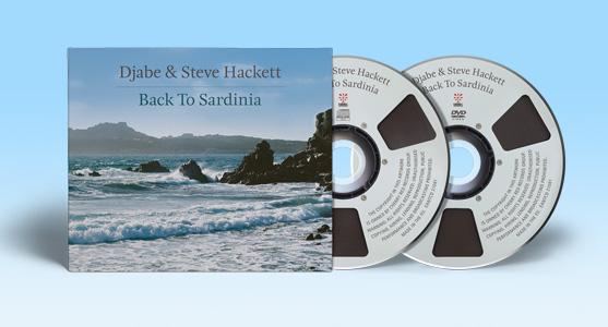 Djabe_Steve_Hackett_Back_To_Sardinia_2019_kritika