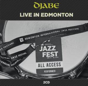 Djabe - Live in Edmonton 2CD