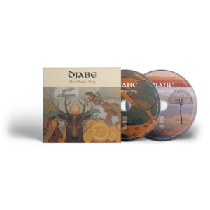 Djabe - The Magic Stag - CD/DVD