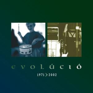 Djabe Club CD Evolúció