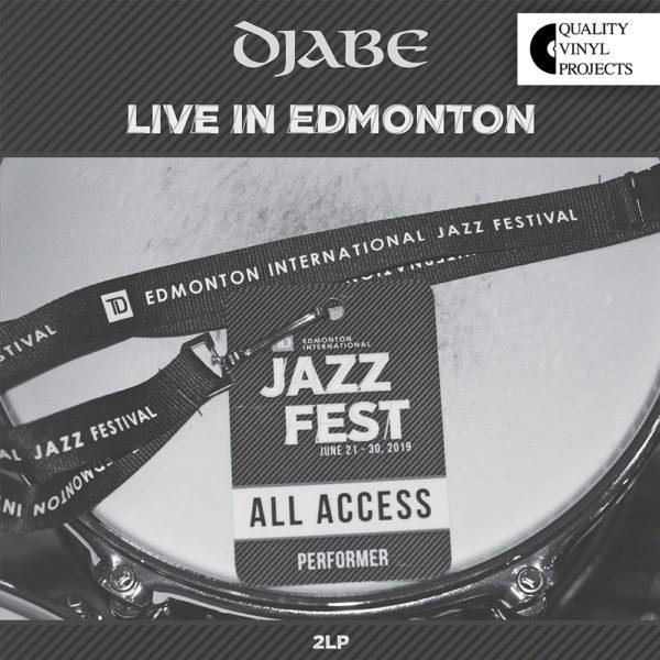 Djabe - Live in Edmonton 2LP