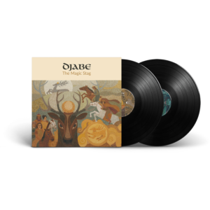 Djabe - The Magic Stag - 2LP