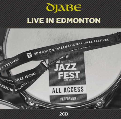 Djabe_Live-in_Edmonton_2CD_cover