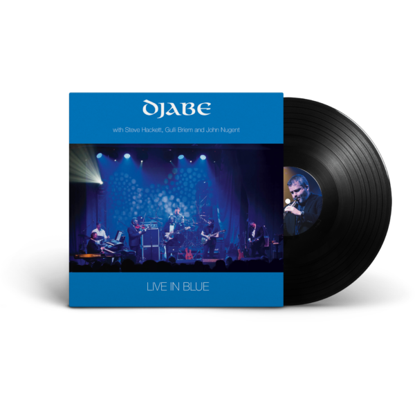 Djabe – Live in Blue LP – Quality Vinyl Project Edition 2021