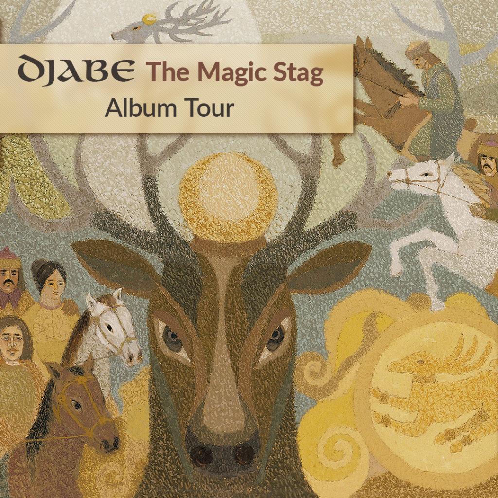 Djabe The Magic Stag Album Tour