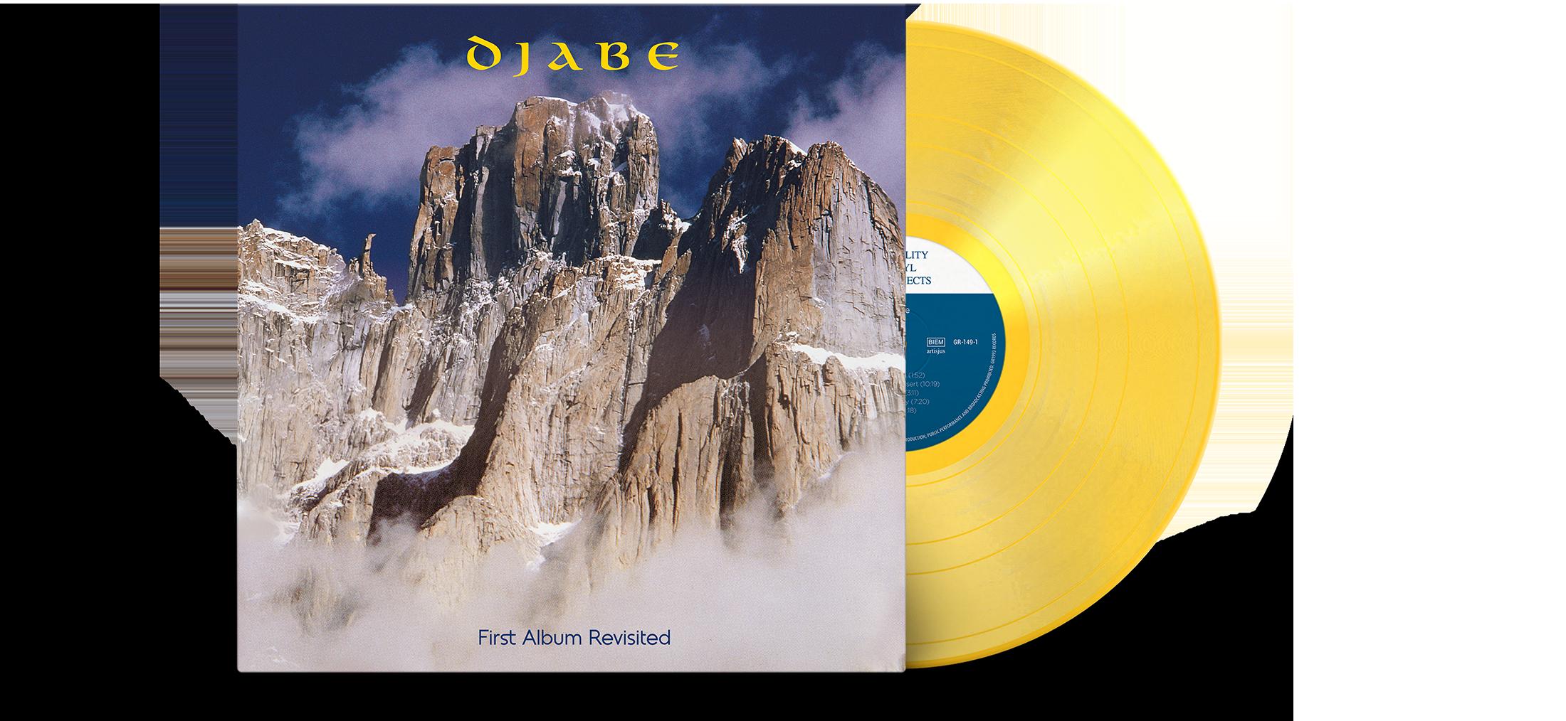 Djabe: First Album Revisited LP